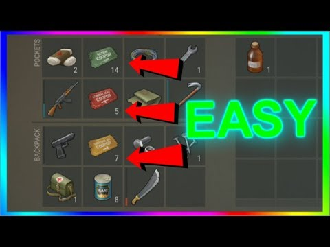 HOW TO FARM COUPONS LAST DAY ON EARTH SURVIVAL