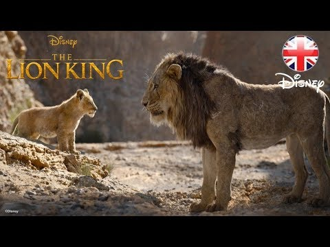The Lion King  A Gift He&39;ll Never Forget Clip   Disney UK