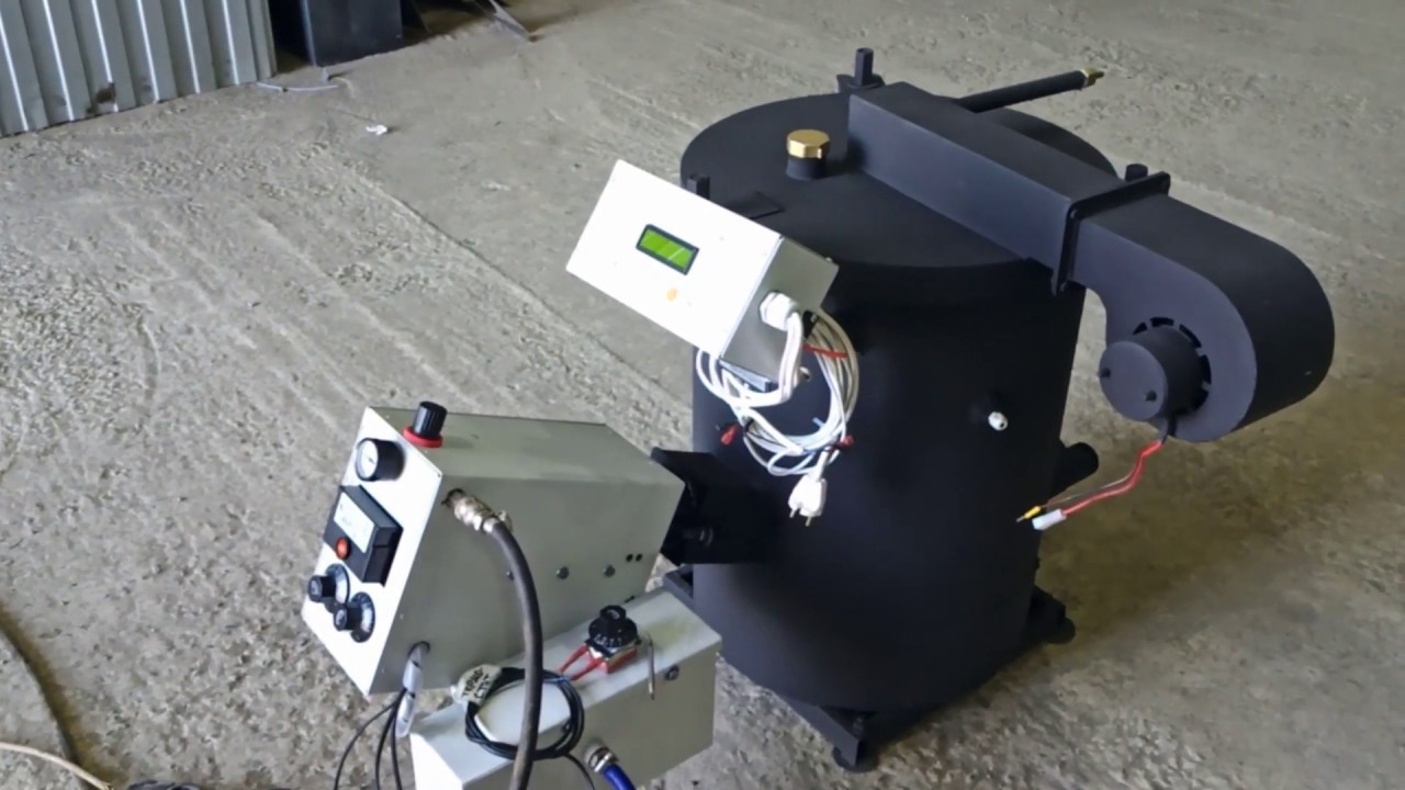 Горелка ГНОМ АГМ 10-50 кВт