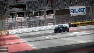 NFS Shift Porsche 911 GT2 Smashup event