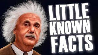 10 Little Known Facts About Albert Einstein