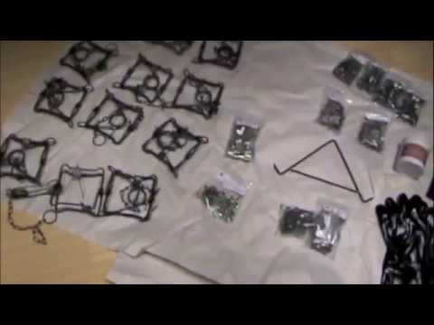 F and T Trapping Supplies - YouTube