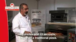 Italforni Tunnel Pizza Oven Video