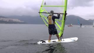 Windsurfing - Heli Tack - Taak Sir - 01