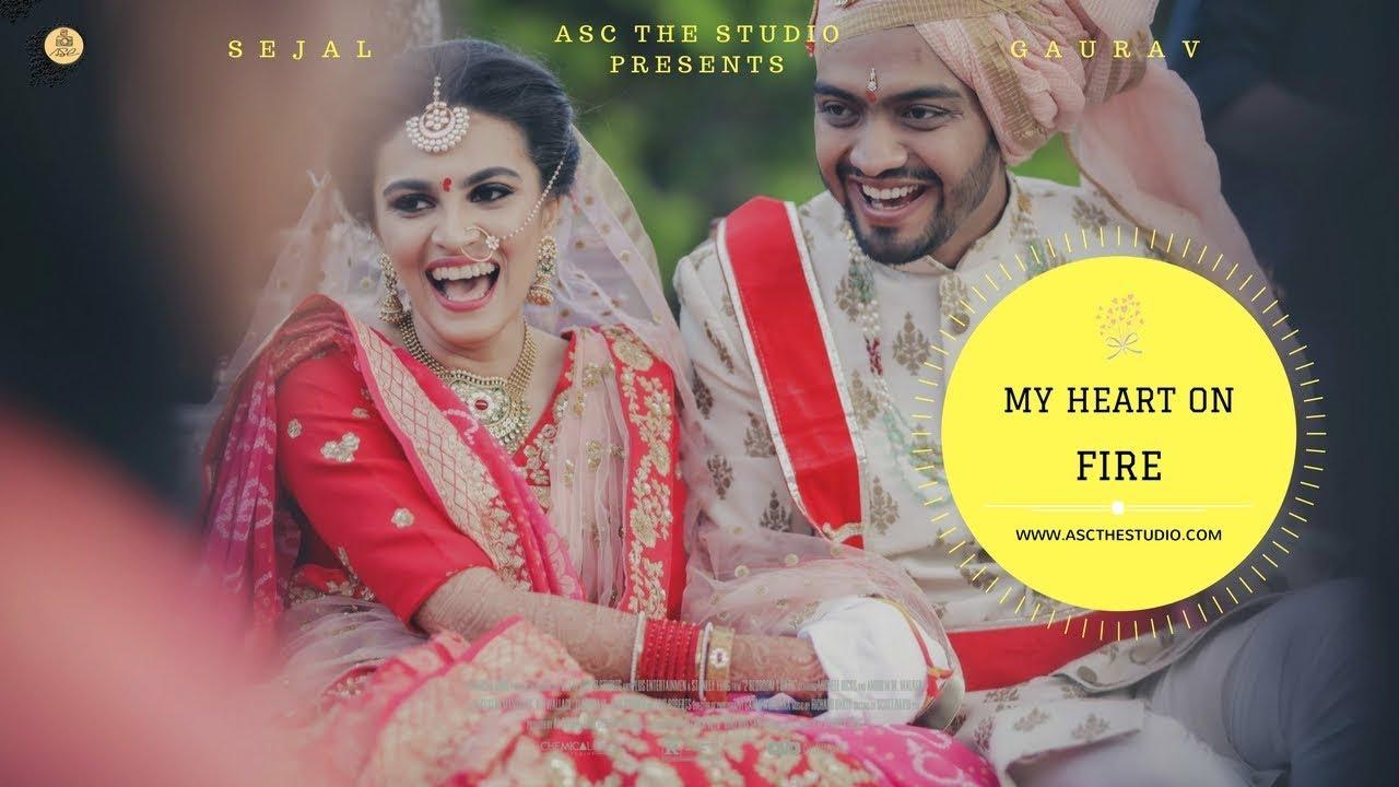Sejal & Gaurav Wedding Glimpse | Mahabaleshwar | Abhishek Sanyal Clickography
