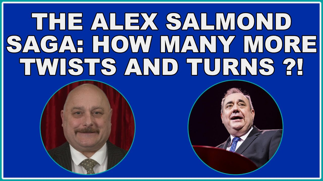 Alex Salmond appearance before inquiry committee in doubt! (4k)