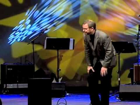 Jeff Cavins - God's call for us--Jesus walking on water