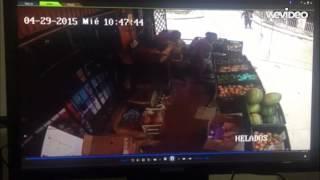 Robo a Caballo en Cartagena de Indias