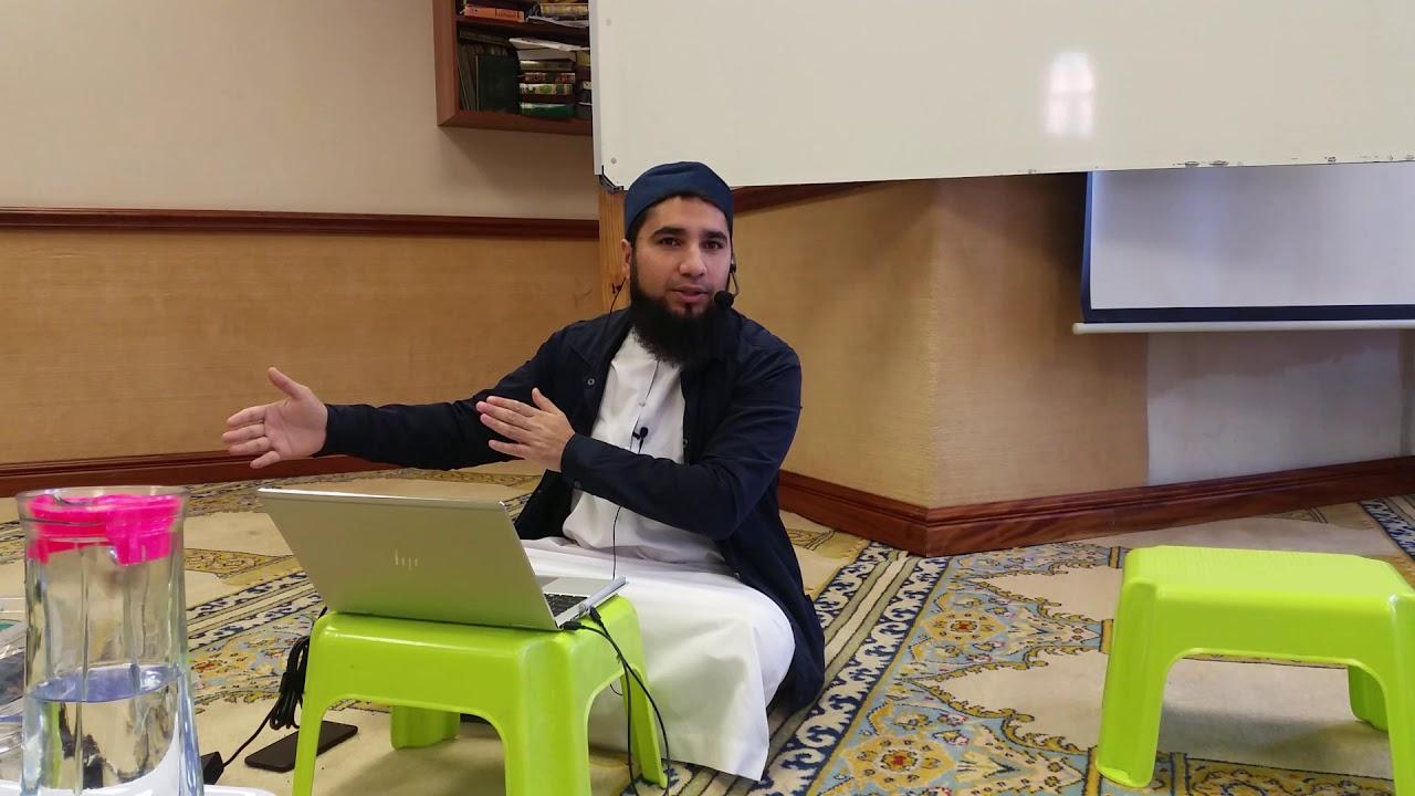 07 Surah Al Kahf (verses 9 And 10) Ml Zakariyya Harnekar
