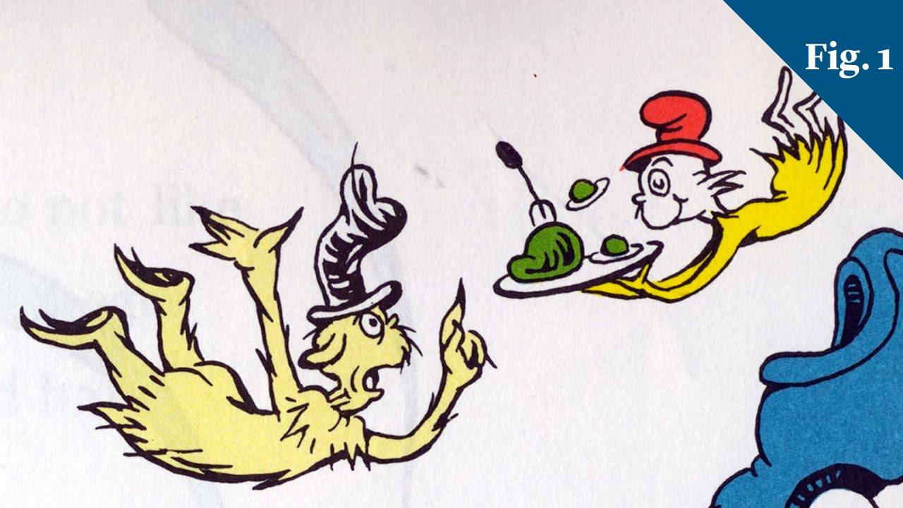 How Dr Seuss Created Green Eggs Ham