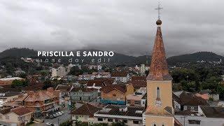 Same day edit | Casamento Priscilla e Sandro | Metade da Laranja Filmes