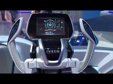 IVECO LNG Concept truck IAA2016