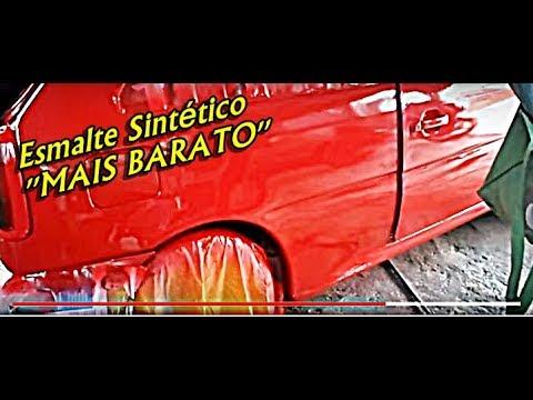 Pintura automotiva esmalte sint tico youtube - Pintura esmalte sintetico ...