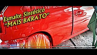 Pintura Automotiva - Esmalte Sintético