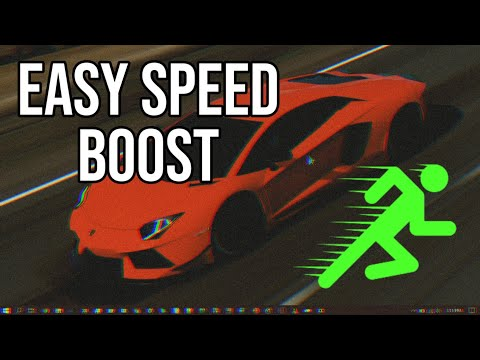 Windows 10 How To Speedup Any Computer or Laptop Simple and Easy