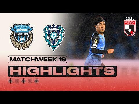 Kawasaki Frontale Avispa Fukuoka Goals And Highlights