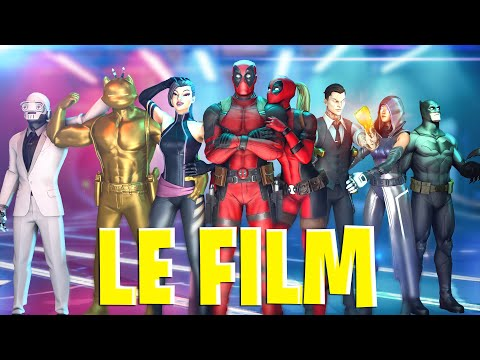 LE FILM DEADPOOL - GUIZMOW [ FILM FORTNITE ]