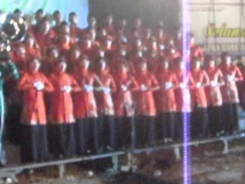 Mars MTQ - Closing Ceremony 2014