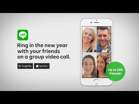 LINE - Group Video Call