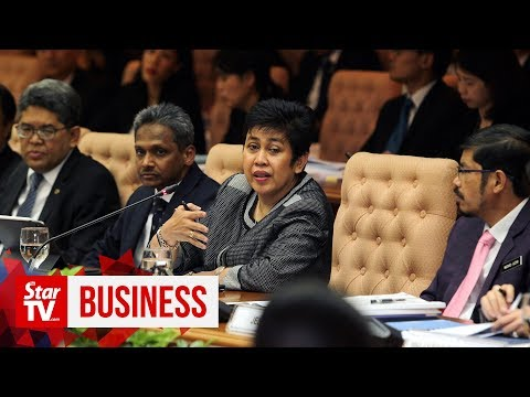 Bank Negara governor on SRR, GDP, investments and economy outlook into 2020