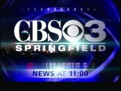 WSHM CBS3 Springfield News at 11 Intro - Springfield,MA