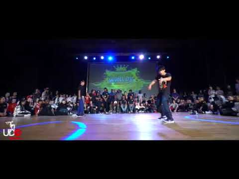GAKUTO VS KIYAMU - ALL STYLES U16 FINALS