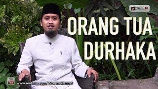 Ceramah Agama Islam: Jangan Durhaka Kepada Anakmu - Ustadz Abdullah Zaen - Yufid.TV