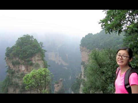 Hunan Province Vlog: Wulingyuan, Bailong Elevator, Yuanjiajie, Avatar Mountain!