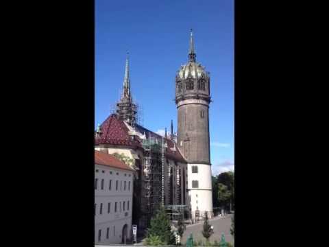 Castle Church - Wittenberg Germany