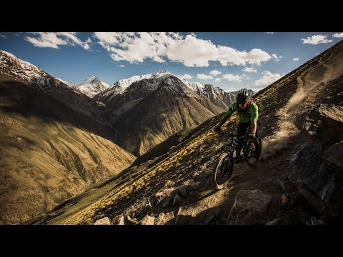 Mountain Biking Afghanistan With Matt Hunter - The Toughest