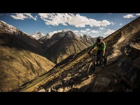Mountain Biking Afghanistan With Matt Hunter - The Toughest Trip On Earth? | Trail Ninja, Ep. 16