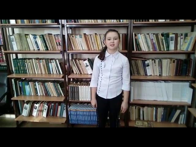 Изображение предпросмотра прочтения – ЕкатеринаХандогина читает произведение «Я только девочка.» М.И.Цветаевой