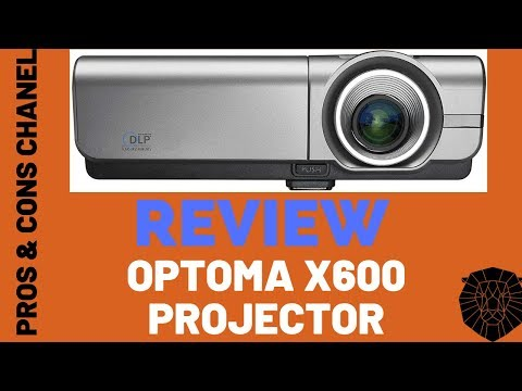 Optoma X600 XGA Projector for Business  Review