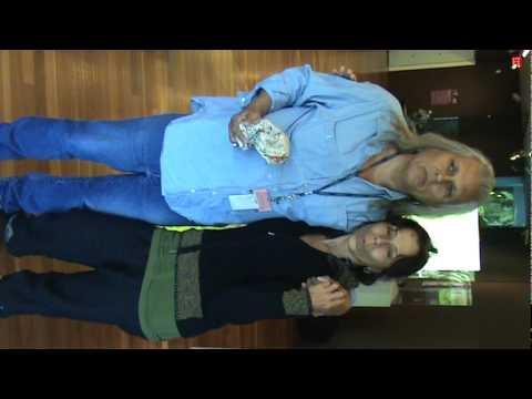REAL FACES: MICHAEL HORSE & DECOY GALLERINA