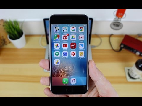 How To Use Google Services On IOS (last IOS Video For A While)