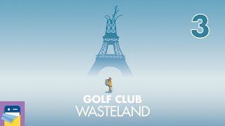 Golf Club: Wasteland - iOS / Android Gameplay Walkthrough Part 3 (by Demagog Studio)