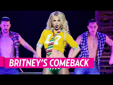 How Britney Spears Made Her Triumphant Comeback