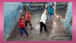 GANPATI BAPPA MORYA (Judwa 2 movie song)  Dance choreography: Bineet Aryan