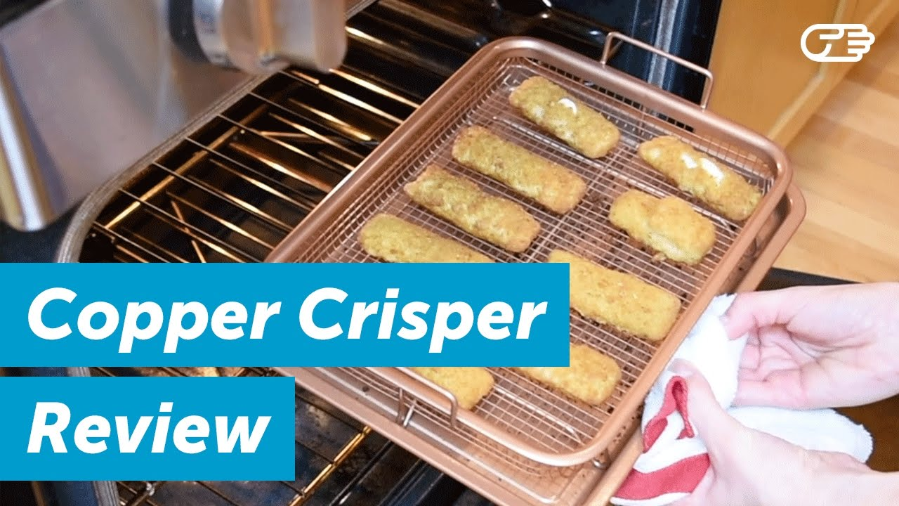 how to use copper crisper