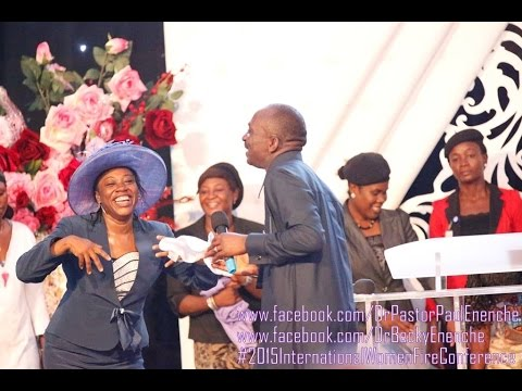 Dr Paul Enenche- WOMENS FIRE CONFERENCE 2015