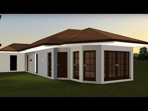 Строительство хозблока. Баня и летняя кухня под одной крышей.