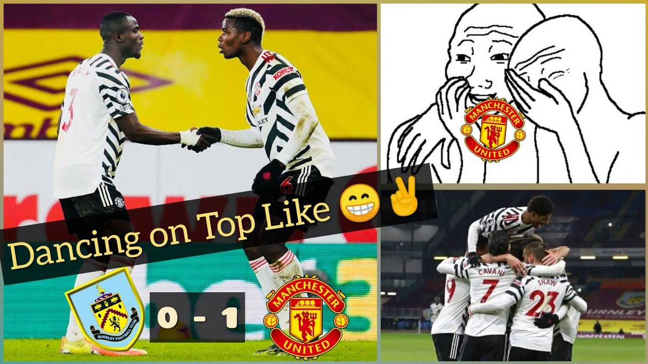 Manchester United top league in January for first time since ...