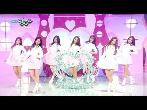 러블리즈 - 안녕 / Lovelyz - Hi~ 교차편집 Stage Mix