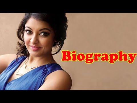 Tanushree Dutta - Biography