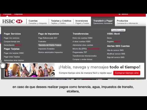 Cómo Realizar El Pago De Impuestos En Banca Personal Por Internet De