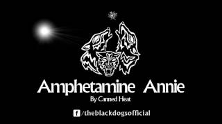 The Black Dogs - Amphetamine Annie (live)