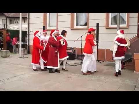 Crazy Dancers de la Bruche Duttlenheim (Elsass) - Linedance Christmas 2016