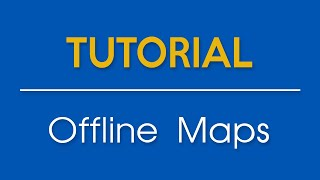 WikiCamps Tutorial - Offline Maps