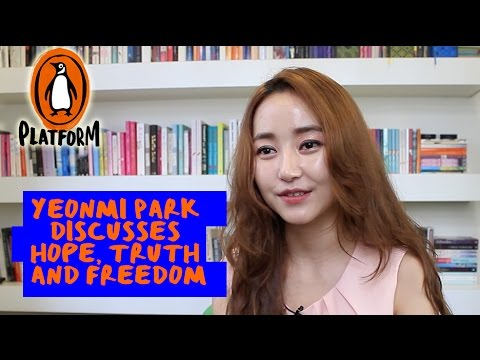 Yeonmi Park - North Korean Human Rights Activist
