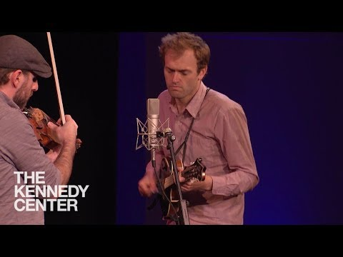 "Radiohead's ""Kid A"" Performed By Chris Thile And The Punch Brothers"